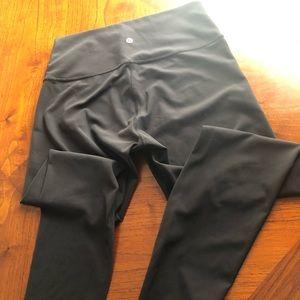Lululemon wunded leggings